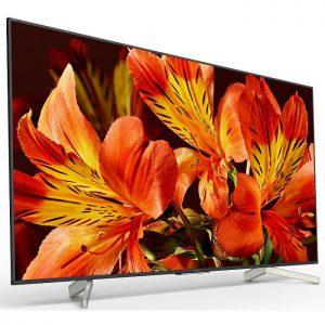 Cel mai bun televizor 4K - Sony 55XF8596