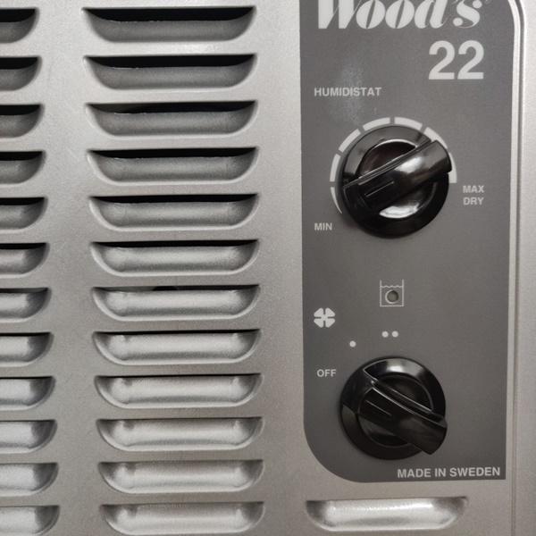 Woods SW22FM - butoane