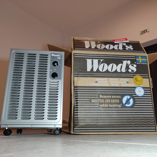 Woods SW22FM - foto