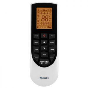 Aparate de aer conditionat bune - Gree Bora A2 telecomanda