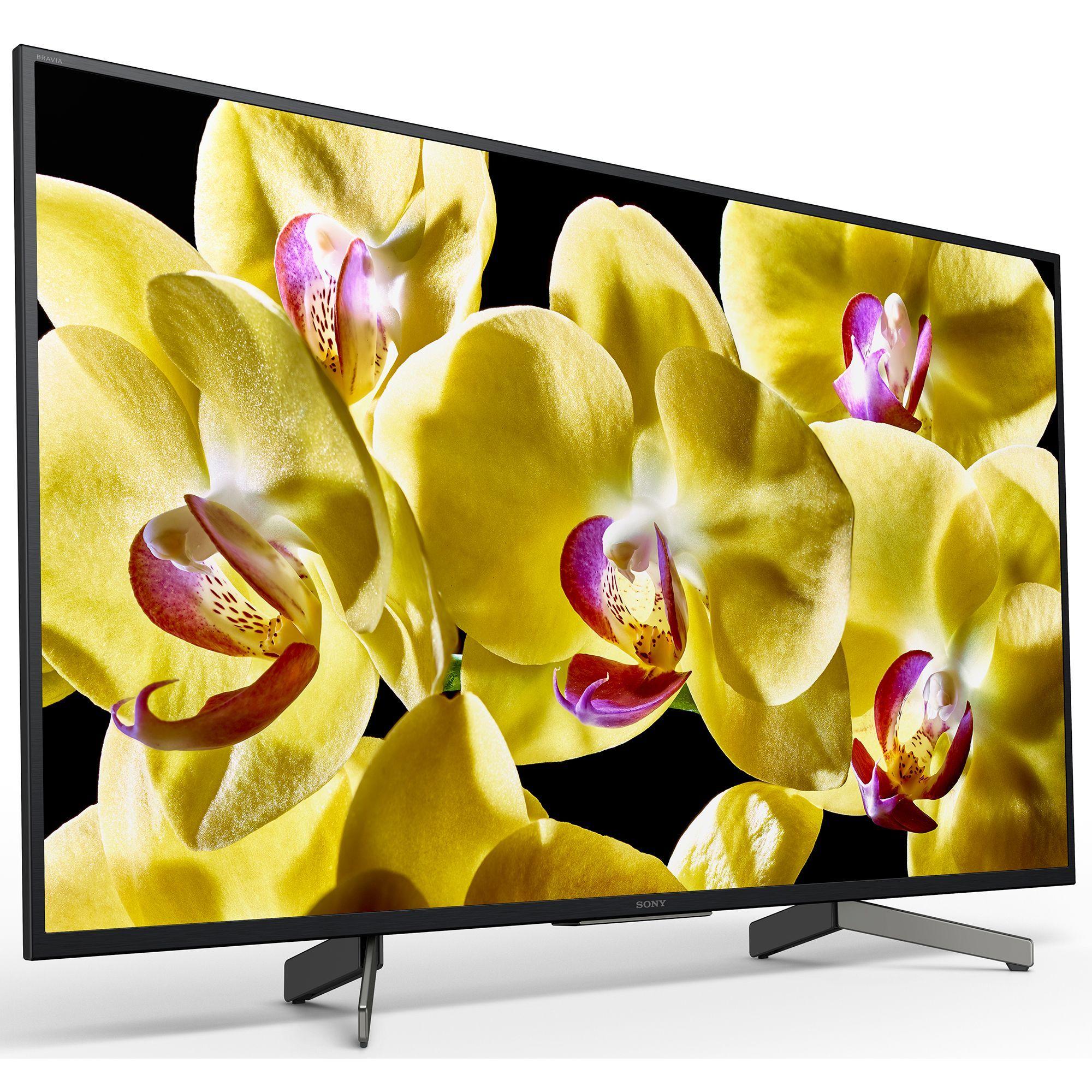 Cel mai bun Smart TV - Sony 55XG8096