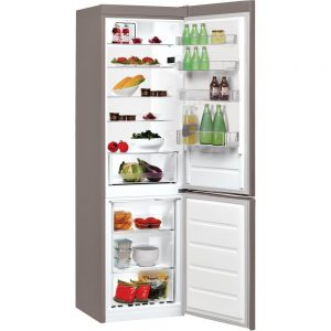 Combine frigorifice ieftine si bune - Indesit LR9 S1Q F X