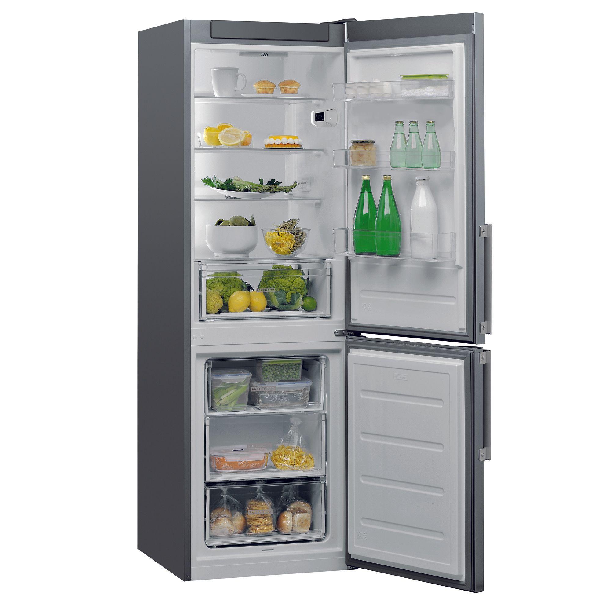 Combine frigorifice ieftine si bune - Whirlpool W5 811E OX H opinii