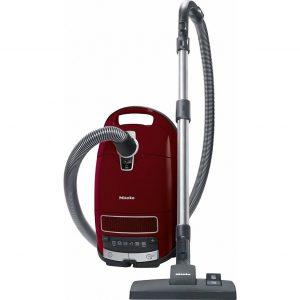 Cel mai bun aspirator - Miele Complete C3 Pure Red Powerline SGDF3