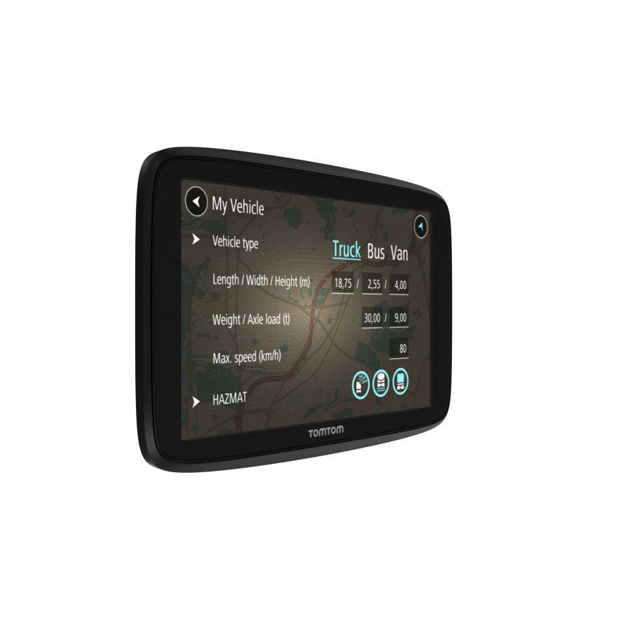 Cel mai bun sistem de navigatie pentru camioane - TomTom GO Professional 620