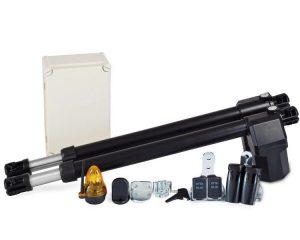 Cea mai buna automatizare porti batante - Linomatik LINO400