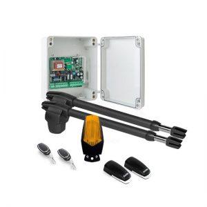 Cea mai buna automatizare porti batante - Linomatik Lince 400