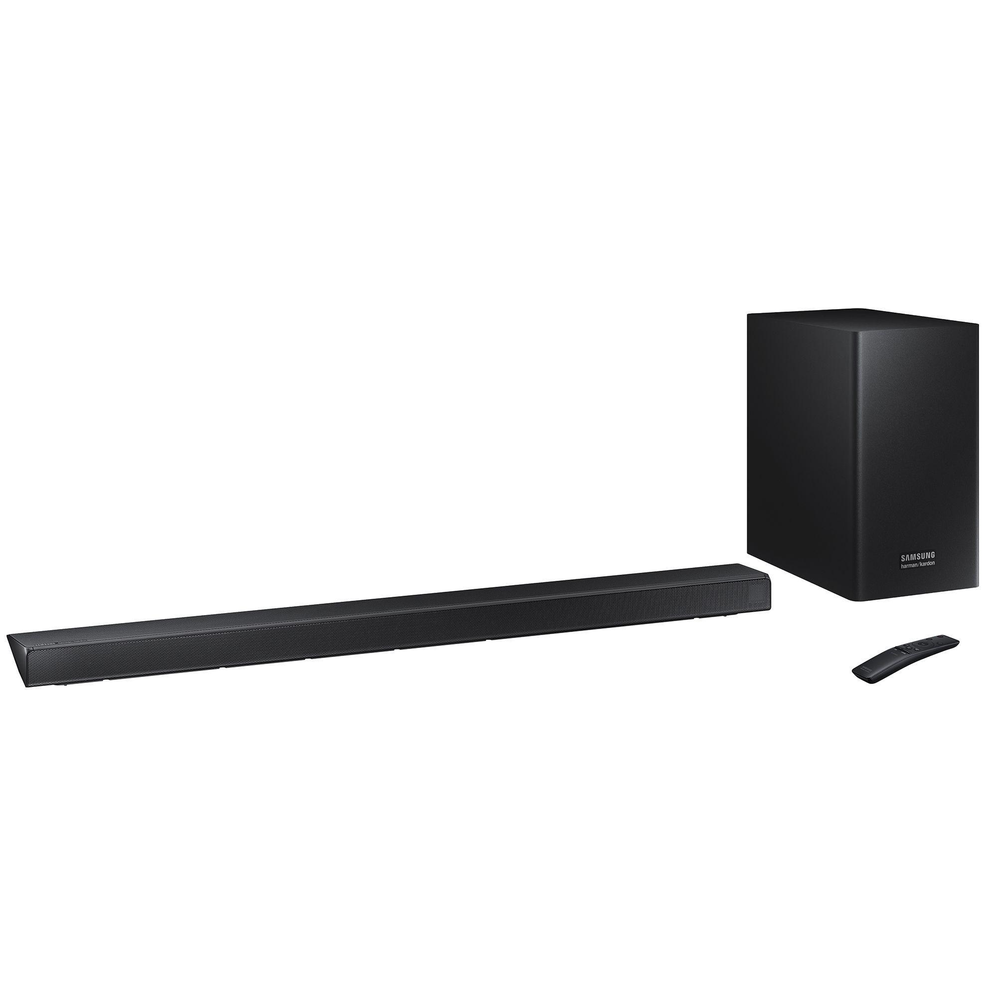 Cel mai bun soundbar - Samsung Harman Kardon HW-Q60R