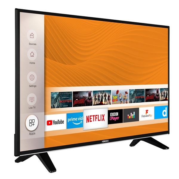 Cele mai ieftine televizoare 4K - Horizon 50HL7590U