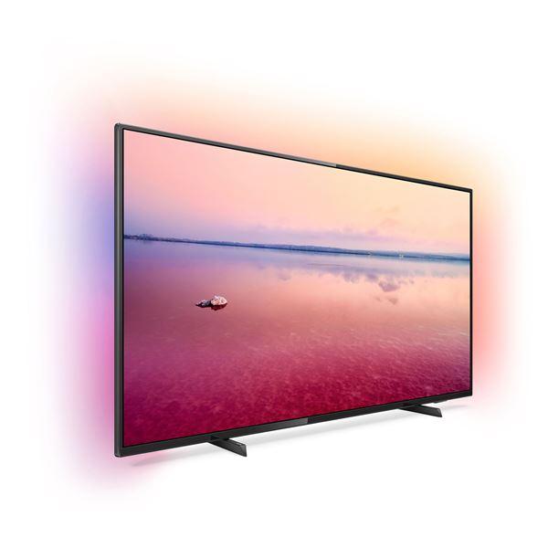 Cele mai ieftine televizoare 4K - Philips 43PUS6704/12