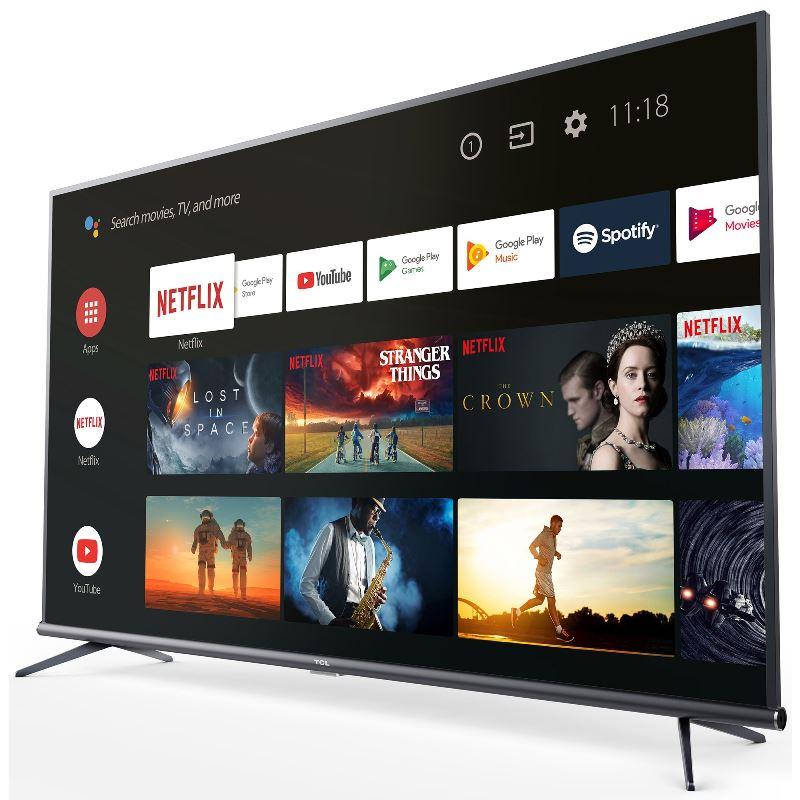 Cele mai ieftine televizoare 4K - TCL 43EP660