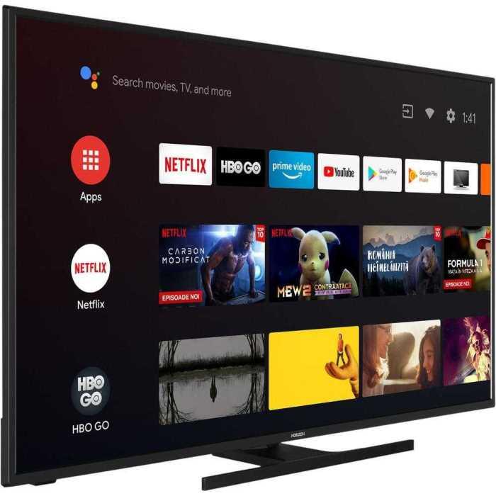 Cel mai bun televizor 4K - Horizon 50HL7590U