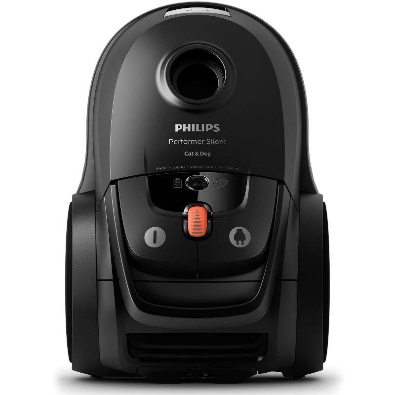 Cel mai bun aspirator cu sac - Philips Performer Silent FC878509