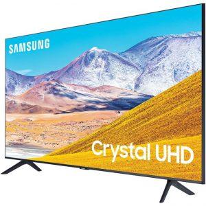 Cel mai bun televizor - Samsung 55TU8072