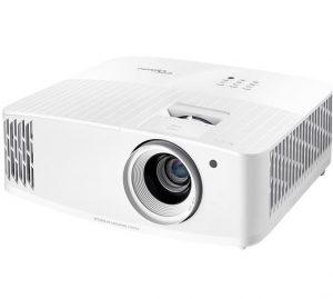 Cel mai bun videoproiector 4K Optoma UHD30