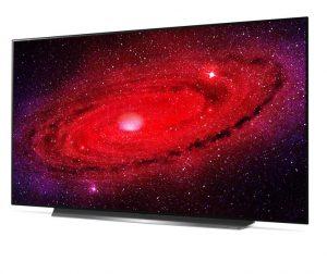 Cel mai bun OLED TV - LG OLED55CX3LA