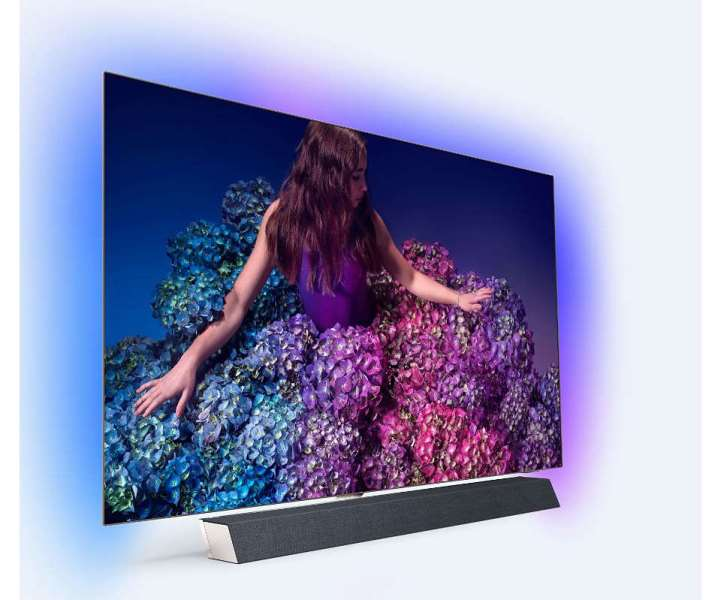 Cel mai bun OLED TV - Philips 55OLED934 12
