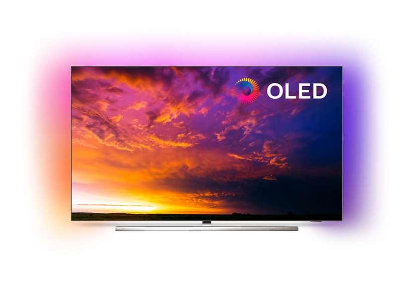 Cel mai bun Smart TV - Philips 55OLED854/12 pareri
