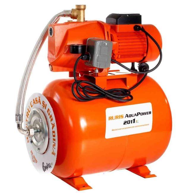 Cel mai bun hidrofor - Ruris Aquapower 2011