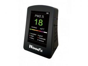 Cel mai bun monitor de calitate a aerului - Woods AQM 001 top 5