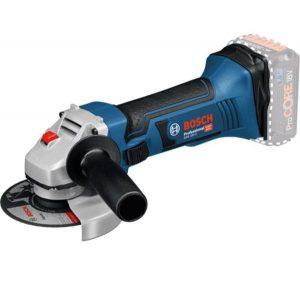 Cel mai bun polizor unghiular - Bosch Professional GWS 18-125