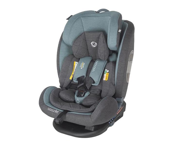 Cel mai bun scaun auto pentru copii Coccolle Sedna