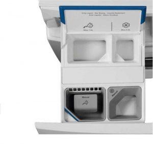 Electrolux EW6F348SA pareri - sertar detergent