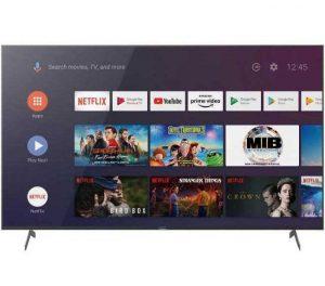 Cel mai bun televizor - Sony 55XH9096