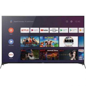 Cel mai bun televizor - Sony 55XH9505