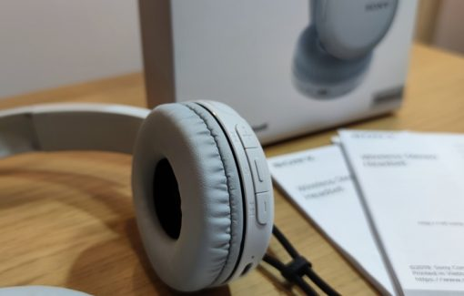 Sony WHCH510W casti wireless pareri