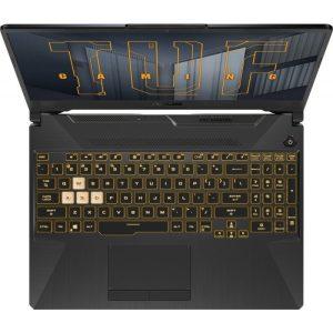 Cel mai bun laptop gaming ASUS TUF F15 FX506HE