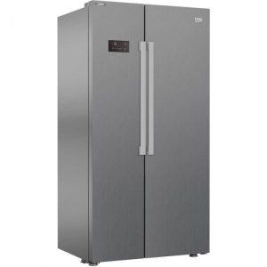 Top frigidere side by side - Beko GNE64021XB,