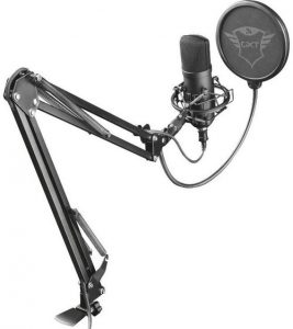 Cel mai bun Microfon PC Trust Emita Plus GXT252