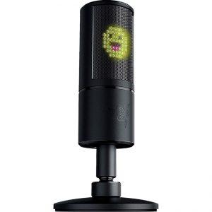 Razer Seiren Emote pareri microfon streaming