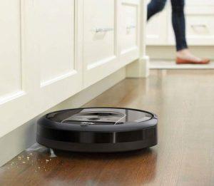 Top aspiratoare robot - iRobot Roomba i7+