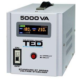 Cel mai bun stabilizator de tensiune - Ted Electric DZ084992